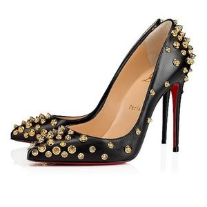 ❎SOLD❎⭐NEW⭐Christian Louboutin -Aimantaclou Spikes